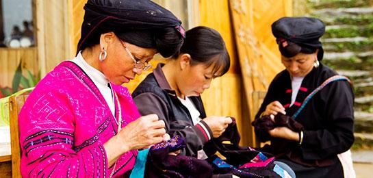 Yao Minority People