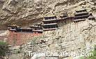 It is a wonder that the Hanging Monastery in Datong can stand on the cliff for hundreds of years and remain firm.