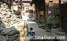 A glance at Da Boji Miao Village