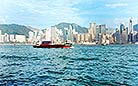 Hong Kong's Victoria Harbor is one of the busiest deepwater wharfs in the World.