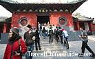 Shaolin Temple is famous for not only its brilliant history but also the wonderful Shaolin martial arts.