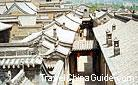 Wang's Compound is the museum of the Chinese courtyard style.