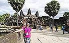 Angkor Wat, Siem Reap of Cambodia