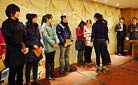 Excellent employees of Hotel Booking Center were awarded with certificates and prizes.