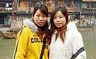 Fenghuang (Phoenix City) in Hunan - Staff training in 2007