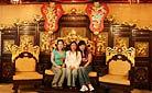 Jambo Restaurant, Hong Kong - Staff training in 2007