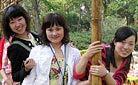 Humble Administrator's Garden, Suzhou - Staff training in 2010