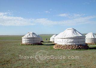 Gegentala Grassland, Hohhot