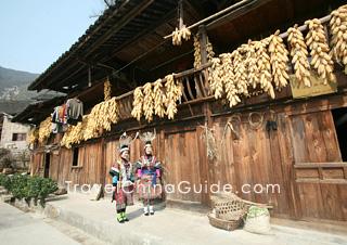 Qingman Miao village, Kaili