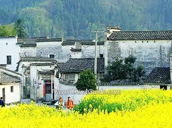 Hongcun Village, Huangshan