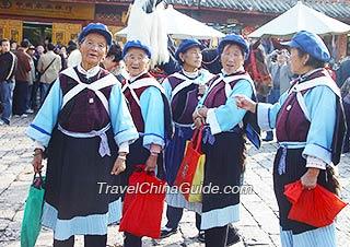 Naxi People