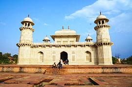Tomb of I'timad-ud-Daulah, Agra