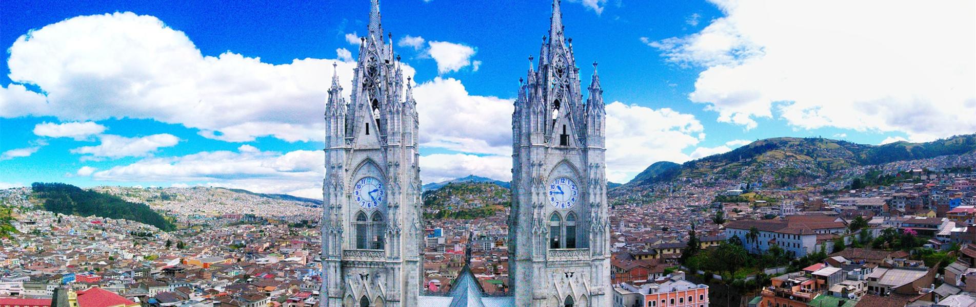 Basilica del Voto Nacional, Ecuador