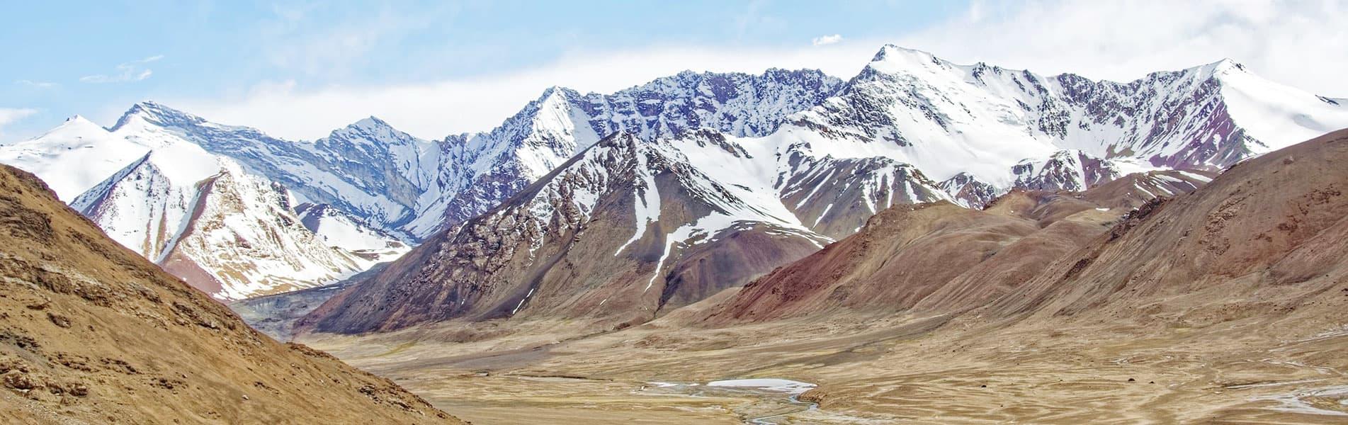 Tajikistan Pamir Plateau