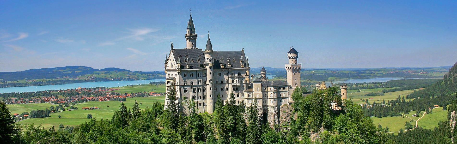 Schloss Neuschwanstein Germany