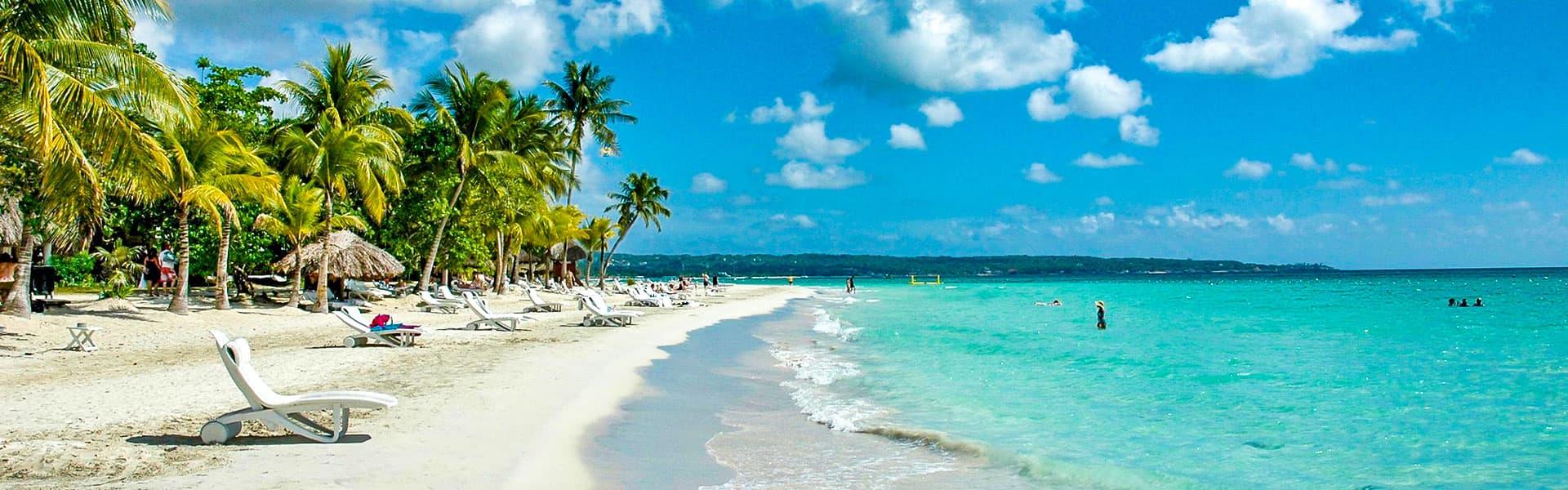 7-mile Beach, Jamaica