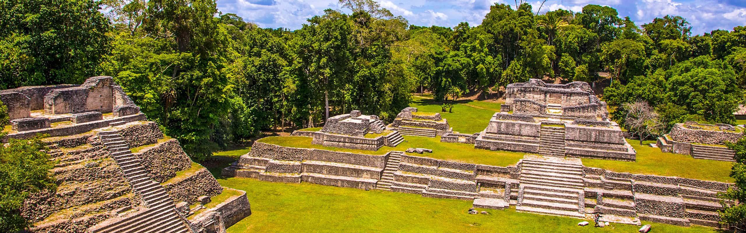 Caracol Maya Ruins,Belize
