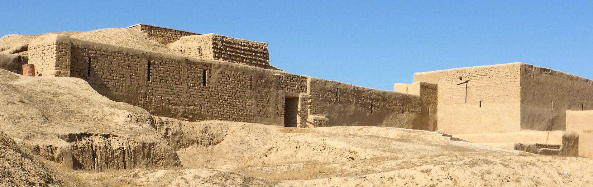 Nissa Ancient City