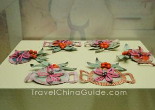 Treasures Gallery in Forbidden City