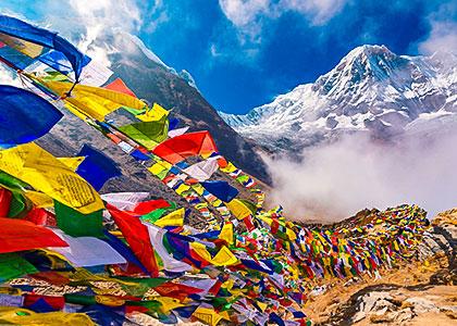 Mt. Annapurna