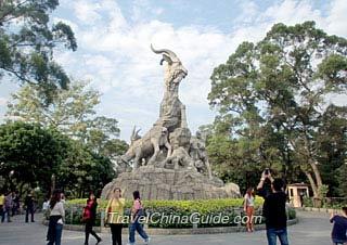 Yexiu Park, Guangzhou