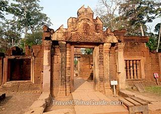 Banteay Srei Temple, Siem Reap