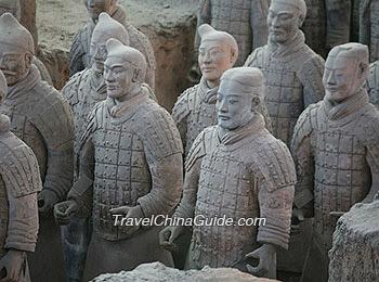 11 Days Beijing Xian Zhangjiajie Shanghai Package Itinerary