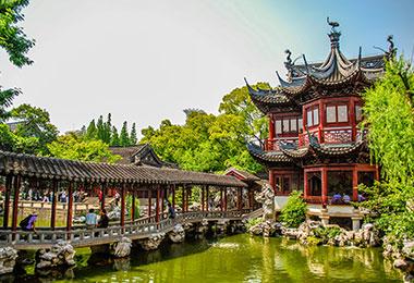 Yu Garden, Shanghai