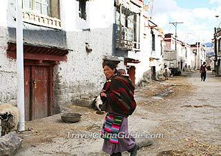 Gyangtze Old Street