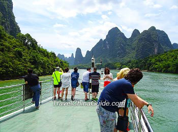 Fantastic Li River cruise