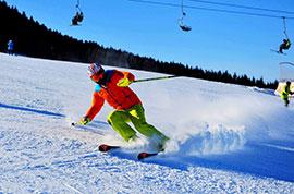 Huaibei Ski Resort, Beijing