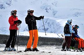 Ski Resort in Beijing