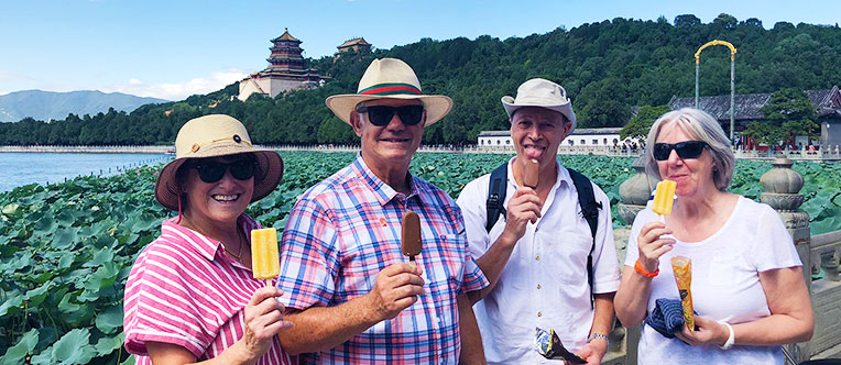 The scenic beauty of Summer Palace makes your visit enjoyable