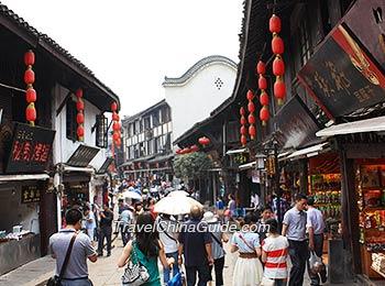 Ci Qi Kou Ancient Village