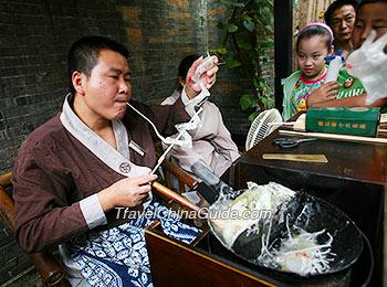 Jinli Ancient Street, Chengdu