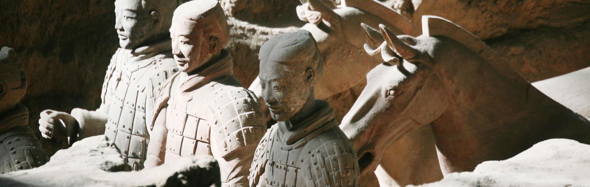 Terracotta Army, Xian