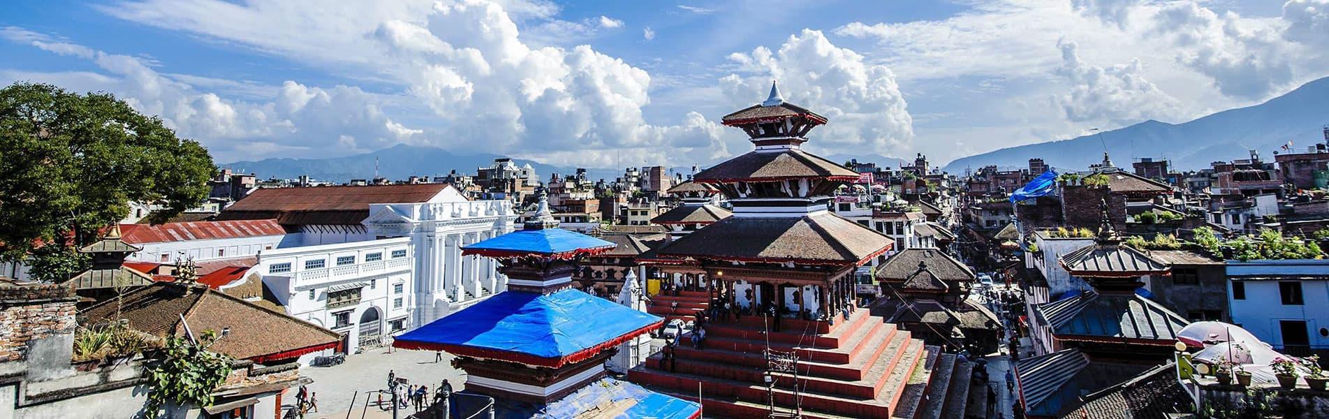 Stupa of Nepal