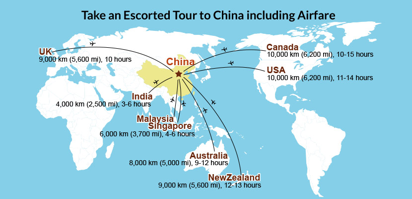 Ed Tours To China From Usa