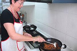 Xian cooking class