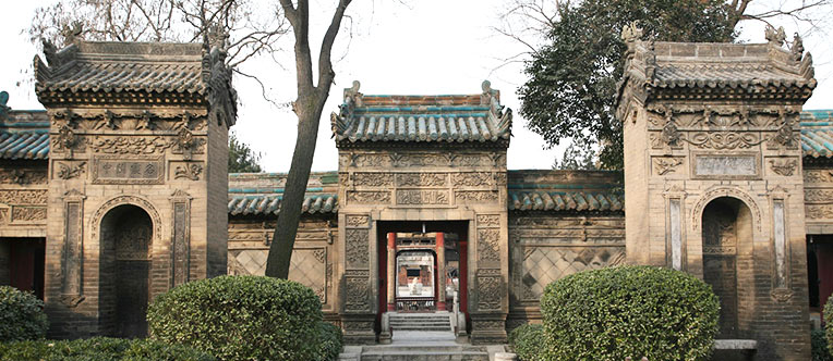 Explore the Great Mosque, one of the best-preserved Islamic mosques in China