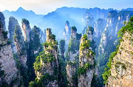 Zhangjiajie Forest Park