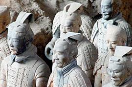 Terracotta Army, Xi'an