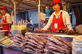 Beijing local snacks