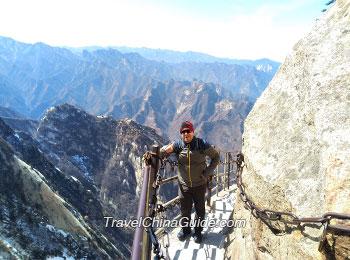 Xi'an Mt. Huashan