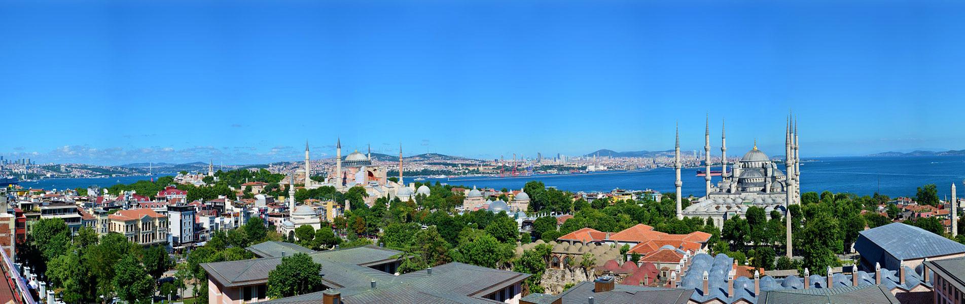 Istanbul Old City, Turkey
