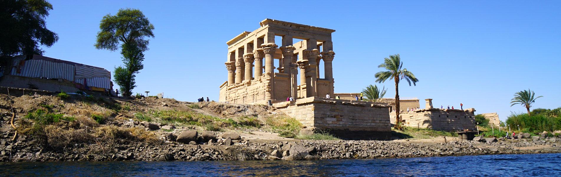 Philae of Temple, Aswan