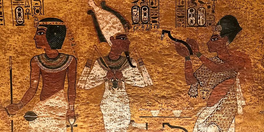 Valley of Kings, Tomb of Tutankhamun