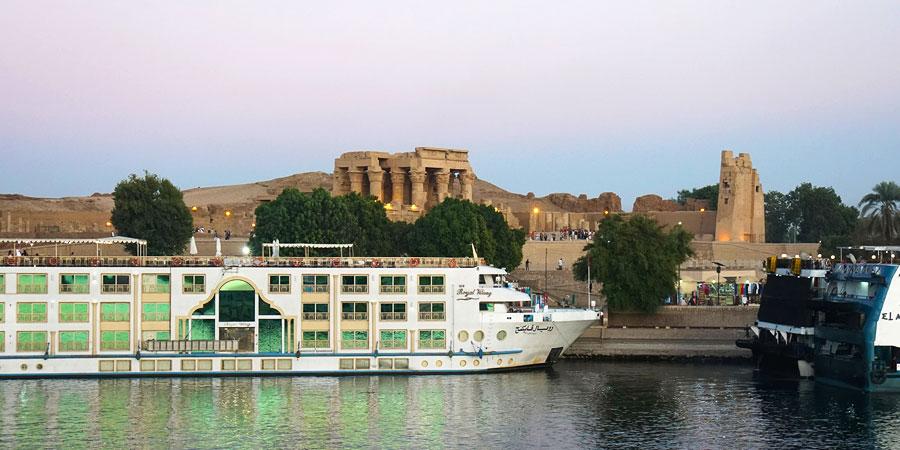 Nile cruise to Kom Ombo Temple