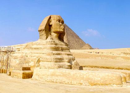 Great Sphinx, Cairo