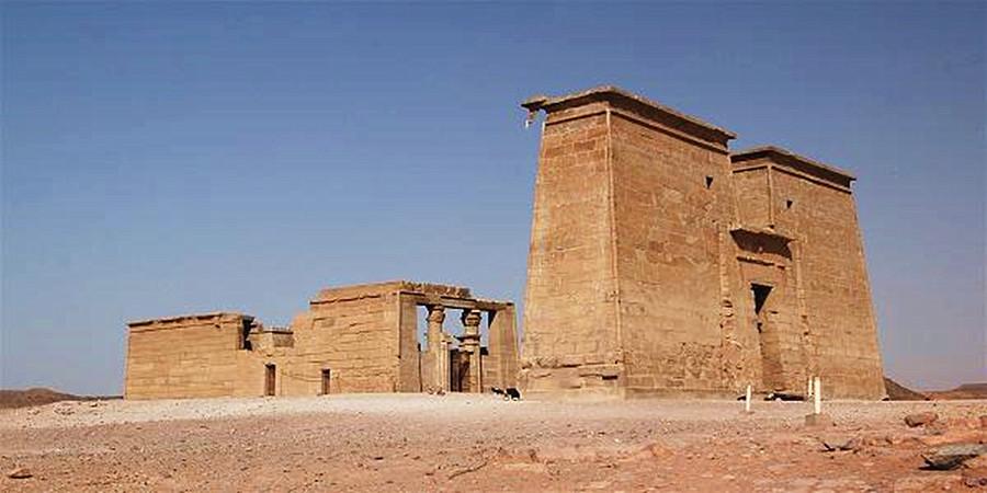 Temple of Dakka
